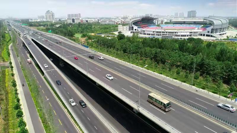 临沂市双岭高架路工程荣获中国最高质量奖项鲁班奖
