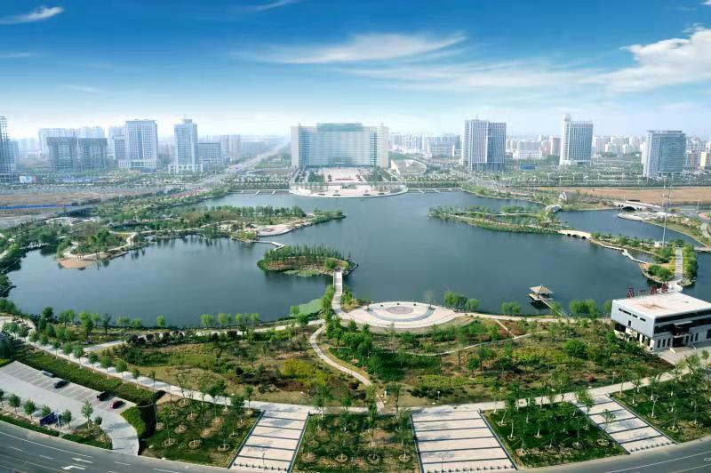 临沂市文化公园——国家优质银奖
